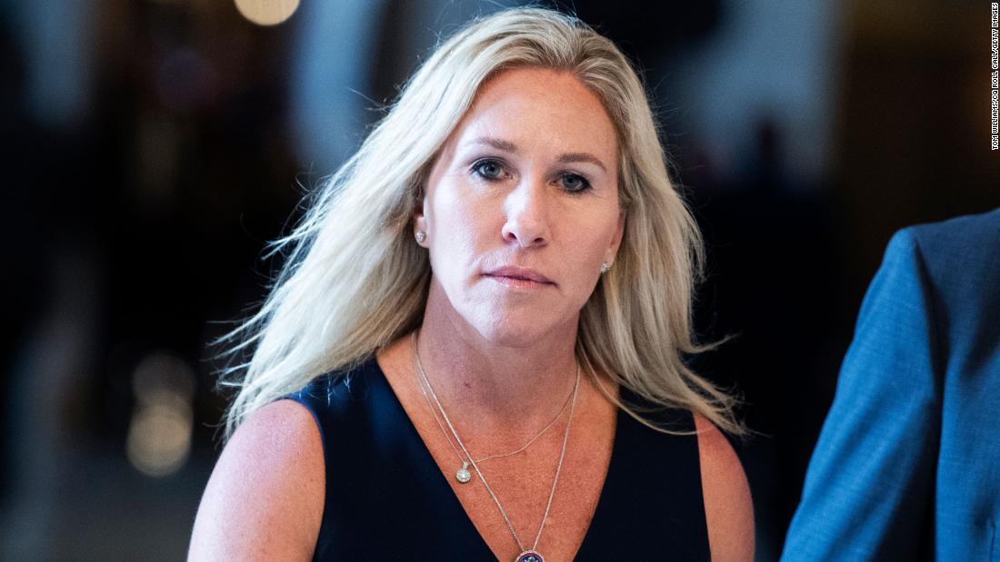 Coronavirus Misinformation: Twitter suspends Marjorie Taylor Greene's account for a week