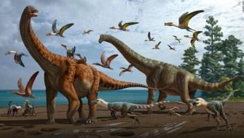 dinosaurios China