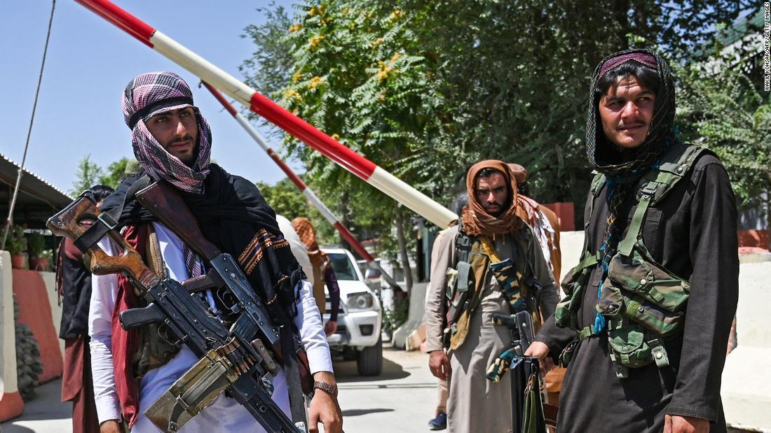 talibanes Biden