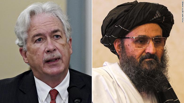 CIA talibán