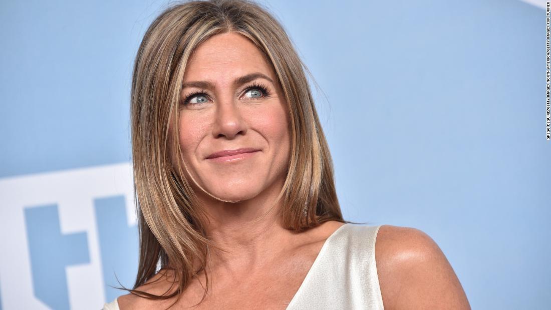 Jennifer Aniston covid