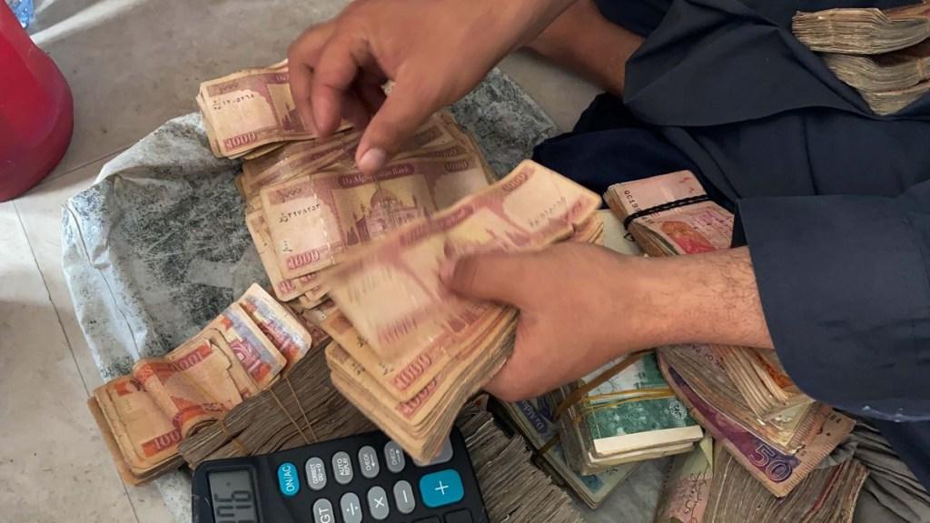 Afganistán economía
