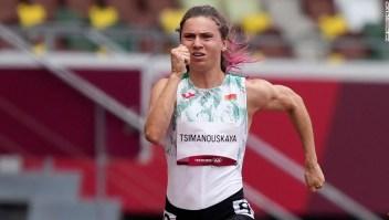 Belarús Kristina Timanovskaya