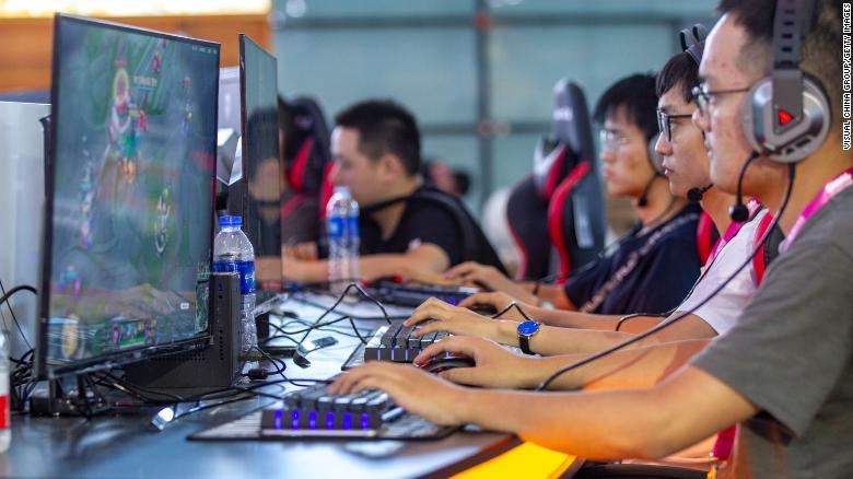 China videojuegos