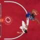 baloncesto EE.UU. vs. España