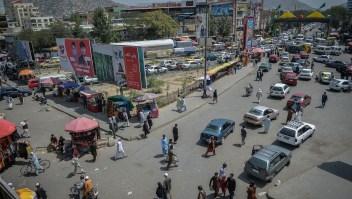 Afganistán mujeres Kabul
