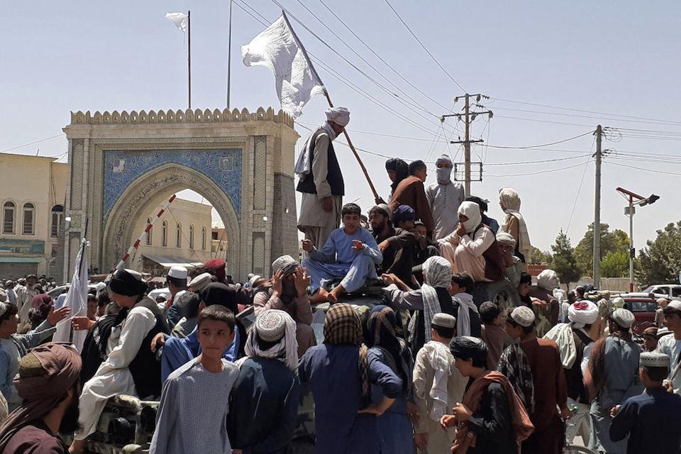 Taliban Afghanistan Kandahar