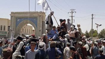 Talibanes Afganistán Kandahar