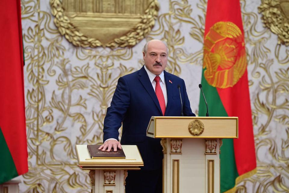 Alexander Lukashenko, Pangulo ng Belarus