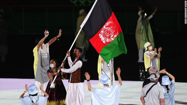 Afganistán Paralímpicos