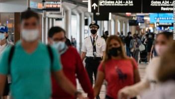 TSA mascarilla