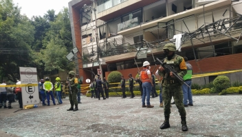 Explosión Ciudad de México