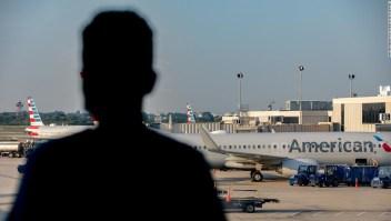 American Airlines filtración datos