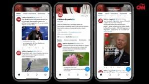 La cuenta de Twitter de CNN en Español superó los 20 millones de seguidores