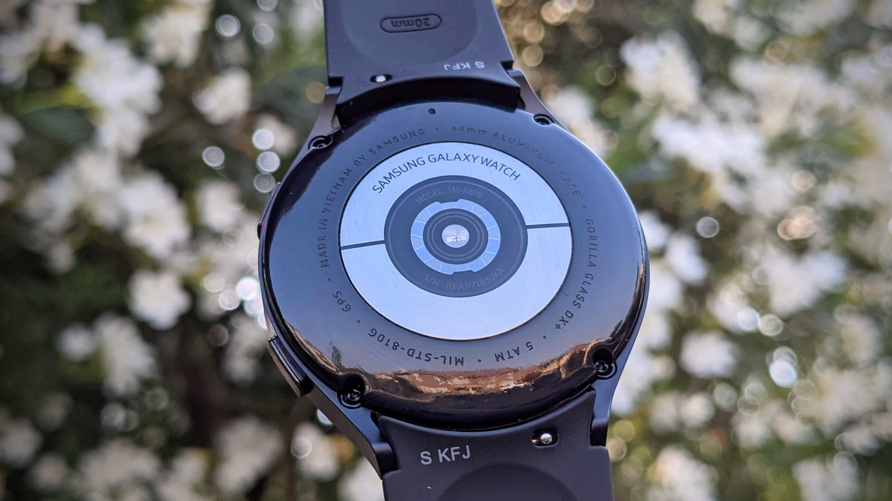 Galaxy Watch 4 bateria