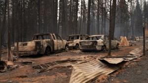 Incendio Caldor, California