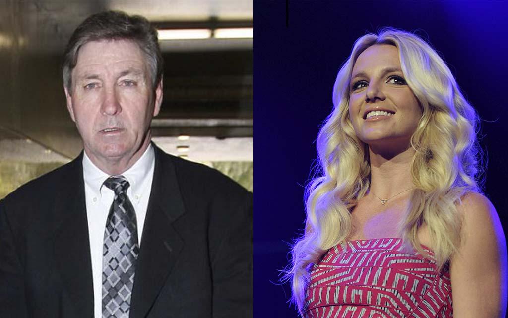 Suspenden al padre de Britney Spears de su rol de tutor del patrimonio de la cantante