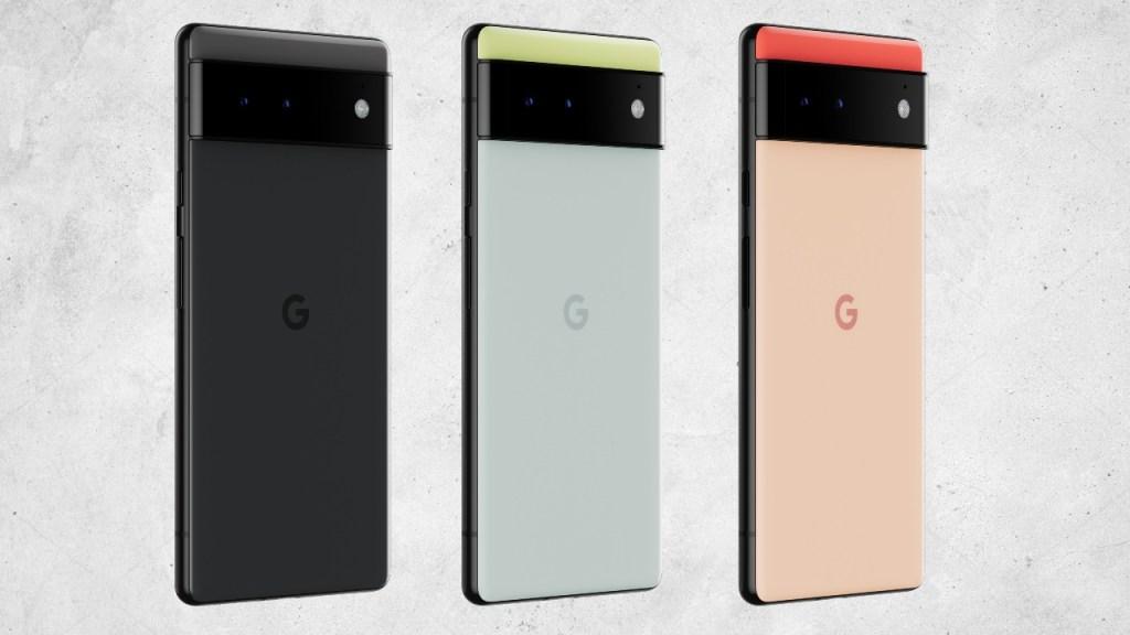 Pixel 6 caracteristicas celular google