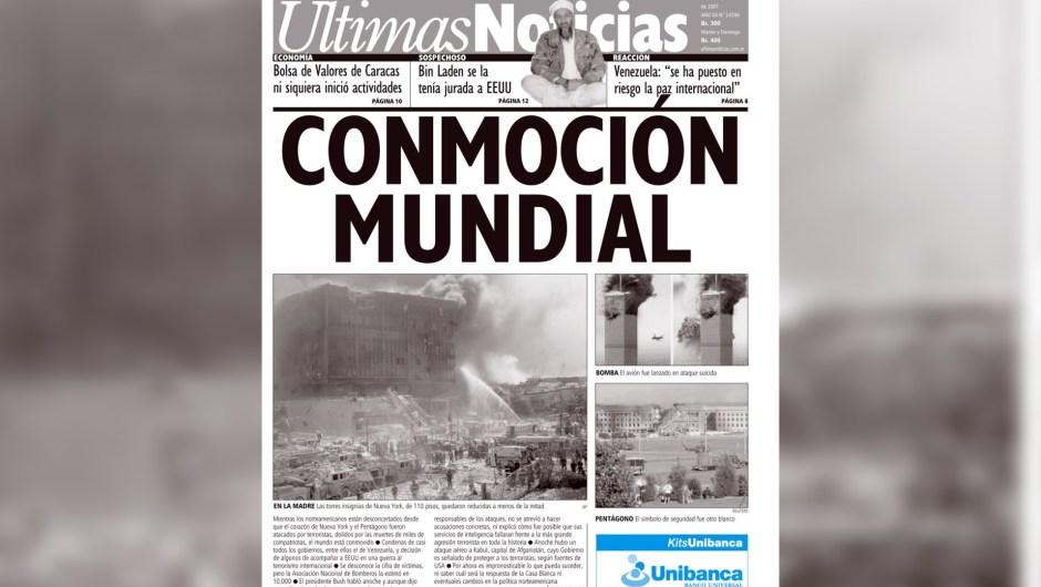 Últimas Noticias Venezuela