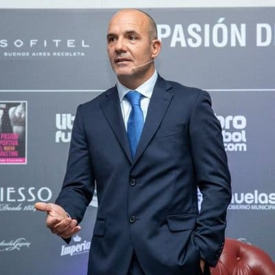 Guillermo Ricaldoni, especialista en marketing deportivo.