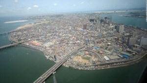 Lagos Nigeria inundaciones