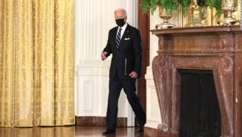 ANÁLISIS | La presidencia de Biden está bajo escrutinio como nunca antes por el caos en Afganistán