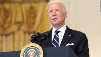 Mientras la Casa Blanca se apresura sobre Afganistán, Biden se enfrenta a algunos de los días más graves de su presidencia