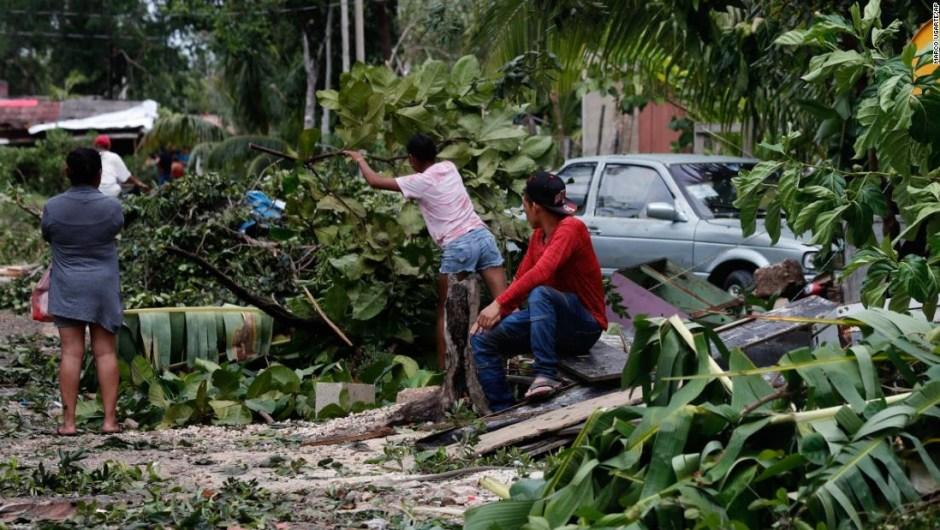Se espera que Grace toque tierra como huracán en México por segunda vez