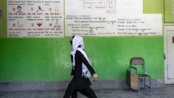 Afganistán mujeres niñas