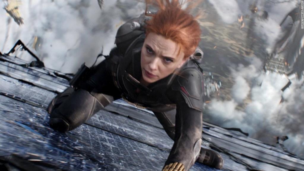 Los números de streaming de 'Black Widow' le echan fuego a la demanda de ScarJo vs Disney