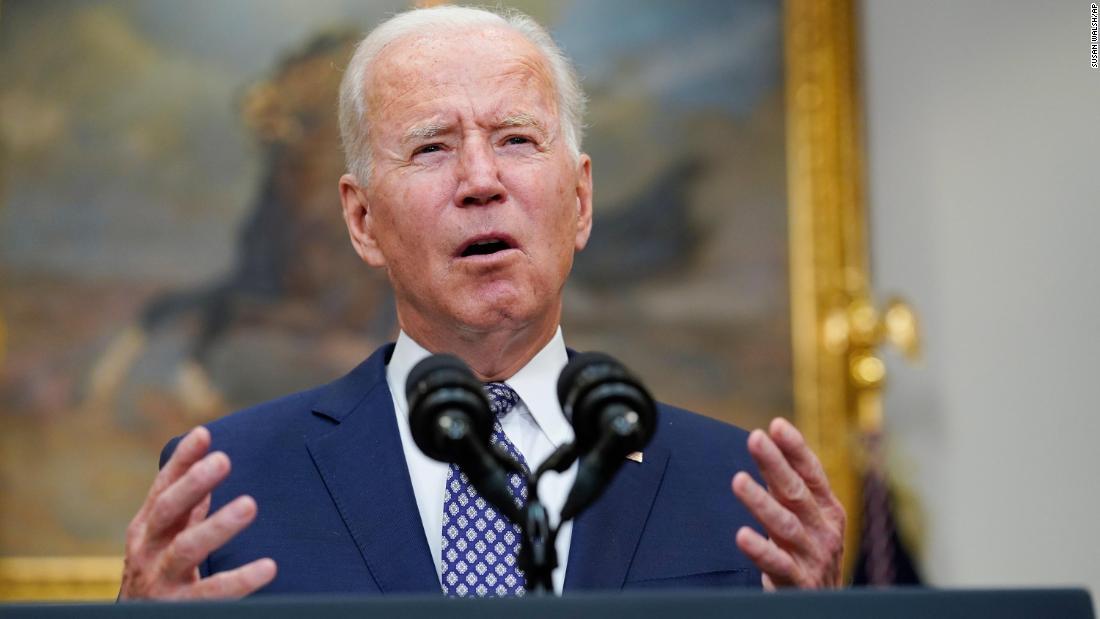 ANÁLISIS   Por qué Biden terminará la misión final en Afganistán en solo 7 días