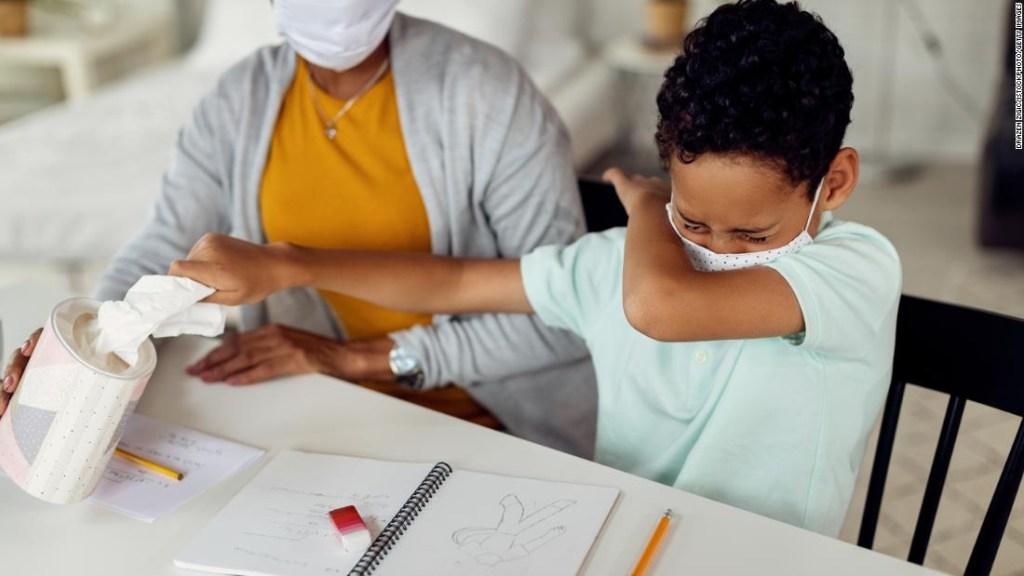 ¿Covid-19 o resfriado común? Cómo saber si tu hijo contrajo covid-19 ahora que comienza la escuela