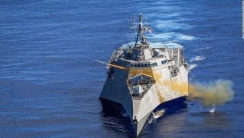 EE.UU. Mar China Meridional
