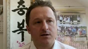 El empresario canadiense Michael Spavor fue condenado por un tribunal chino a 11 años de prisión por espionaje