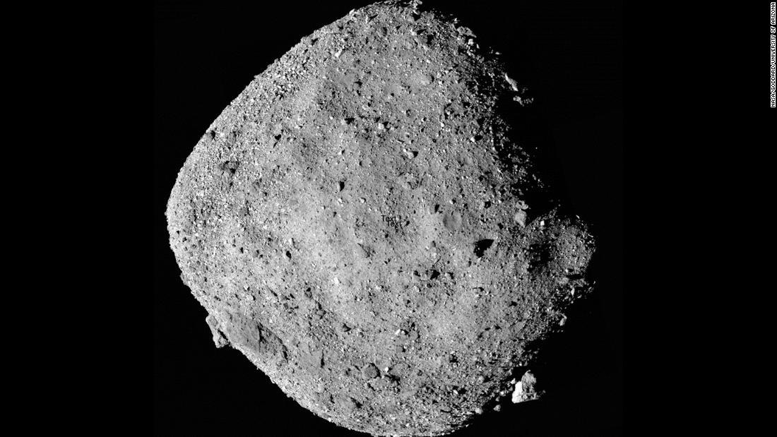 La misión OSIRIS-REx de la NASA revela información clave sobre la aproximación del peligroso asteroide Bennu a la Tierra
