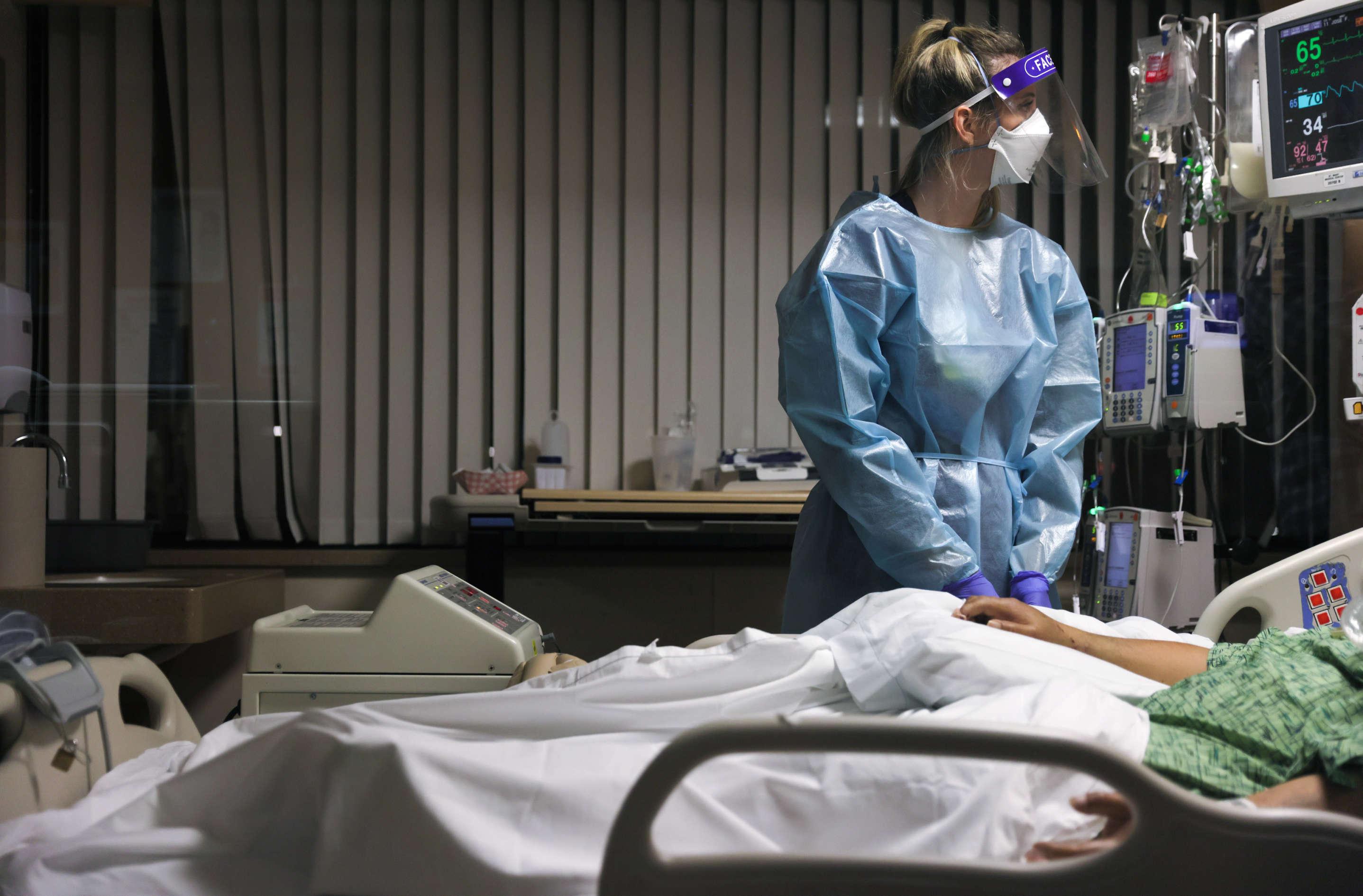 La tragedia de las víctimas de covid-19 en EE.UU. que no se vacunaron