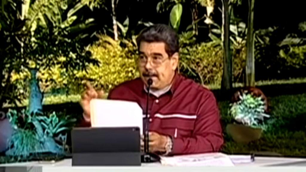 Maduro anuncia llegada de vacunas del mecanismo Covax