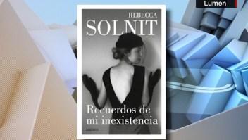 La escritora feminista Rebecca Solnit