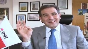 Presidente del INE: La consulta popular fue exitosa