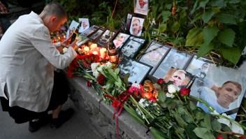 Hallan muerto a un activista bielorruso en Kiev