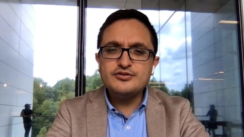Juan Francisco Sandoval se defiende de Porras