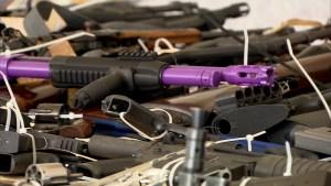 México demanda a fabricantes de armas en EE.UU. perspectivas mexico