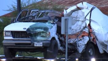 Investigan accidente en Texas en el que habría indocumentados