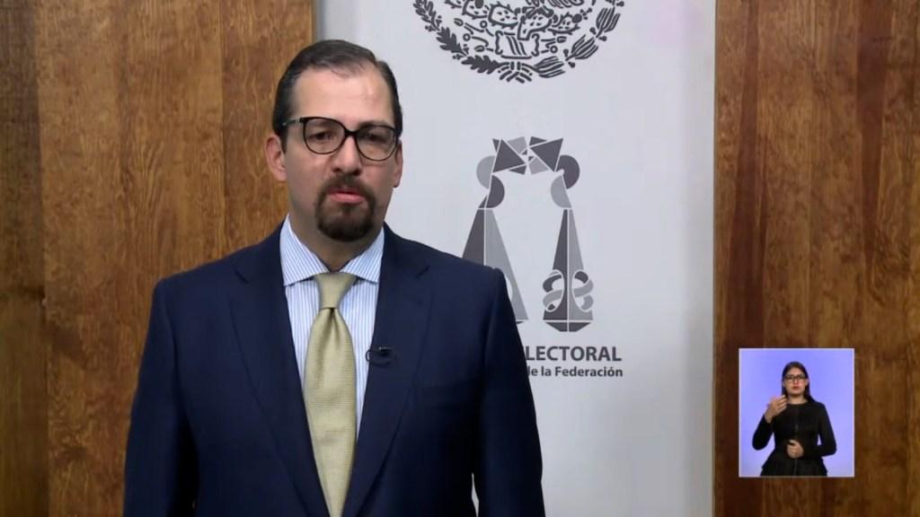 Tenemos 2 presidentes disputándose el TEPJF en México