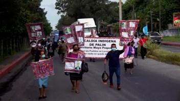 Guatemala bloqueos