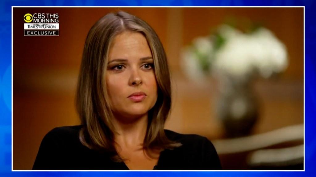 Brittany Commisso detalla denuncia de acoso contra Cuomo