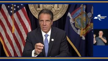 """Cuomo renuncia como gobernador: """"Me haré a un lado"""""""