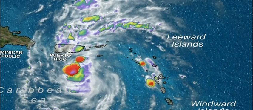 Puerto Rico se prepara para un potencial ciclón tropical que podría ganar fuerza