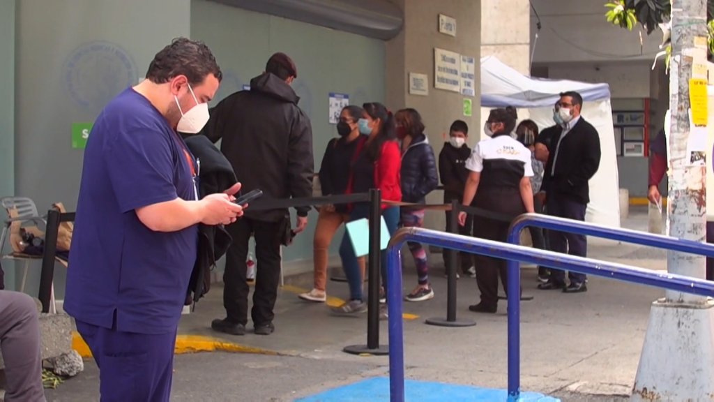 Mexico Covit-19 Redoxygen exceeds 3 million cases in Mexico