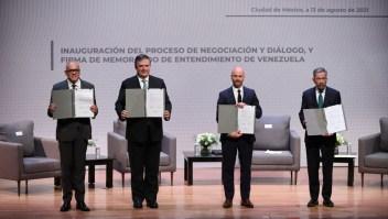 Expectativa en Venezuela por mesa de negociación
